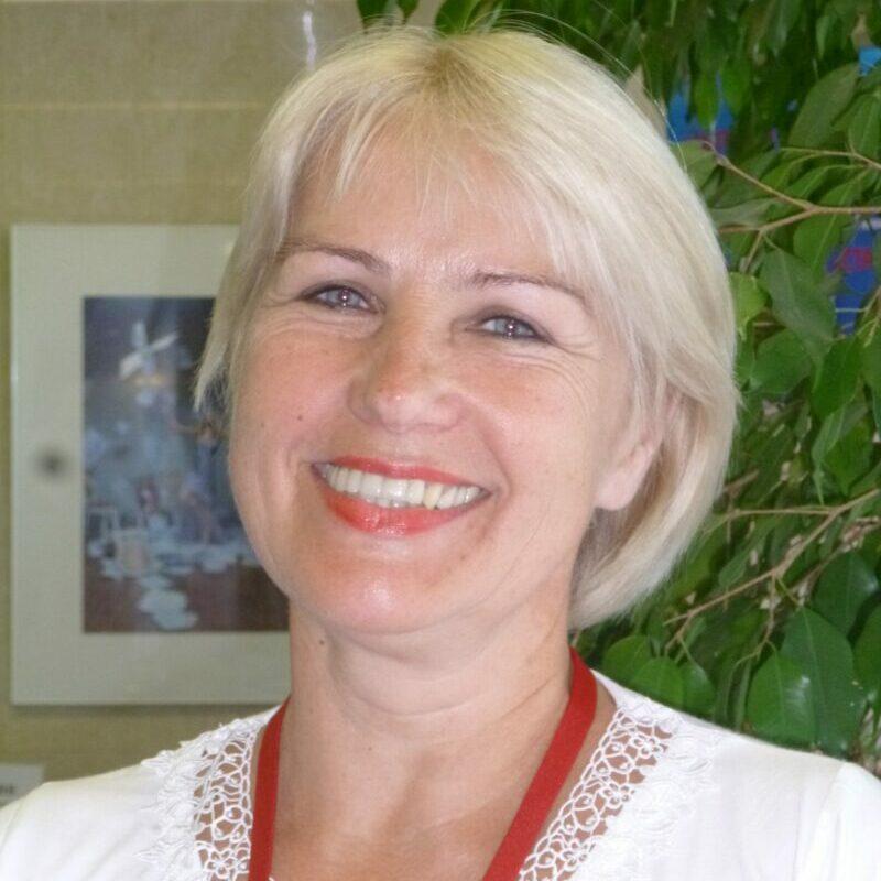 Валентина Гилюк