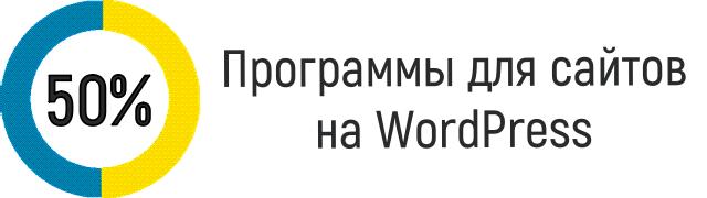 Программное обеспечение для сайтов на WordPress