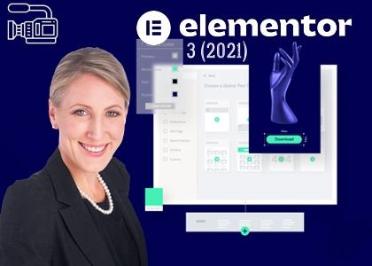 Записи эксклюзивного онлайн-тренинга «Elementor 3 (2021)»